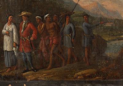 Exploring Slave Trade in Asia (ESTA)